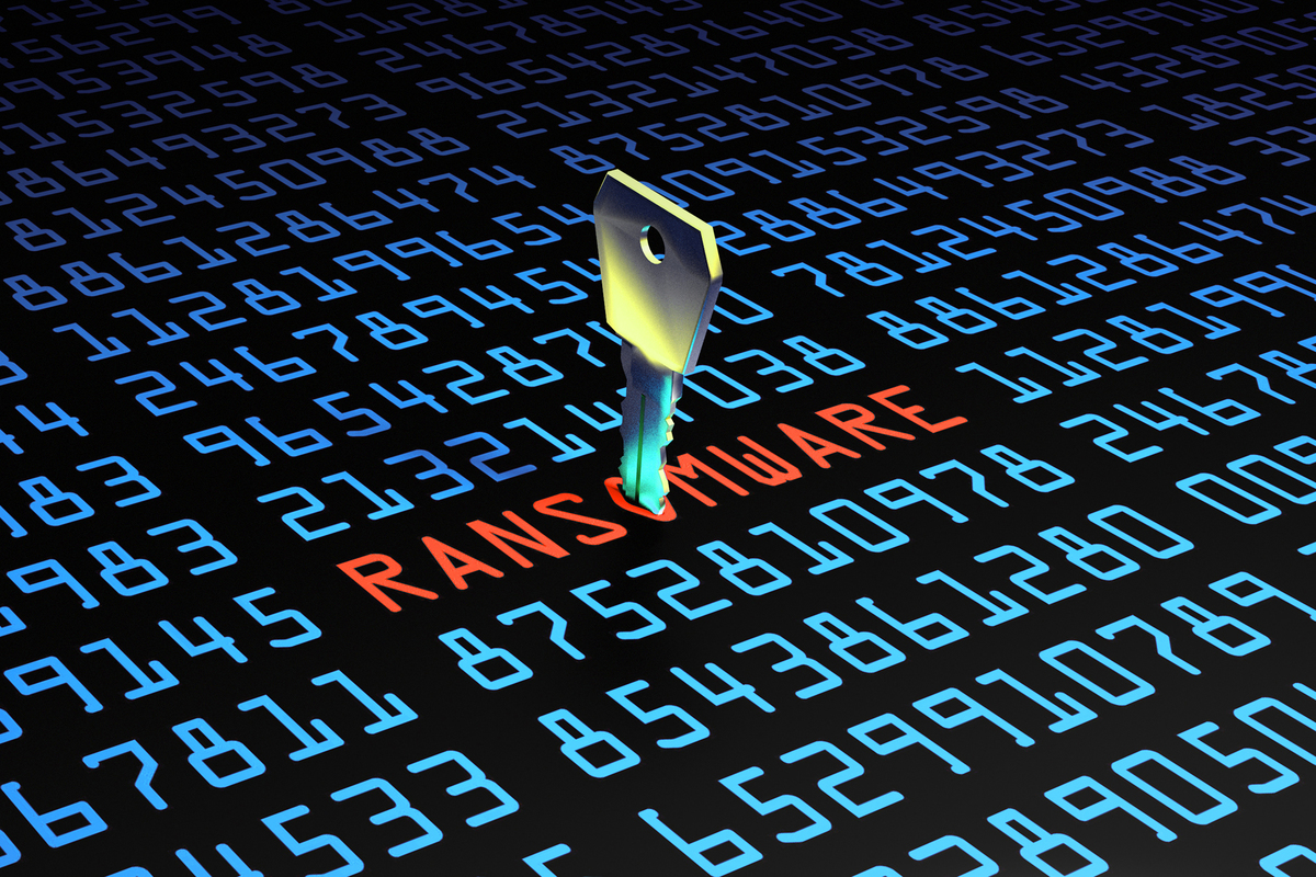 What's the ransom for eliminating ransomware?